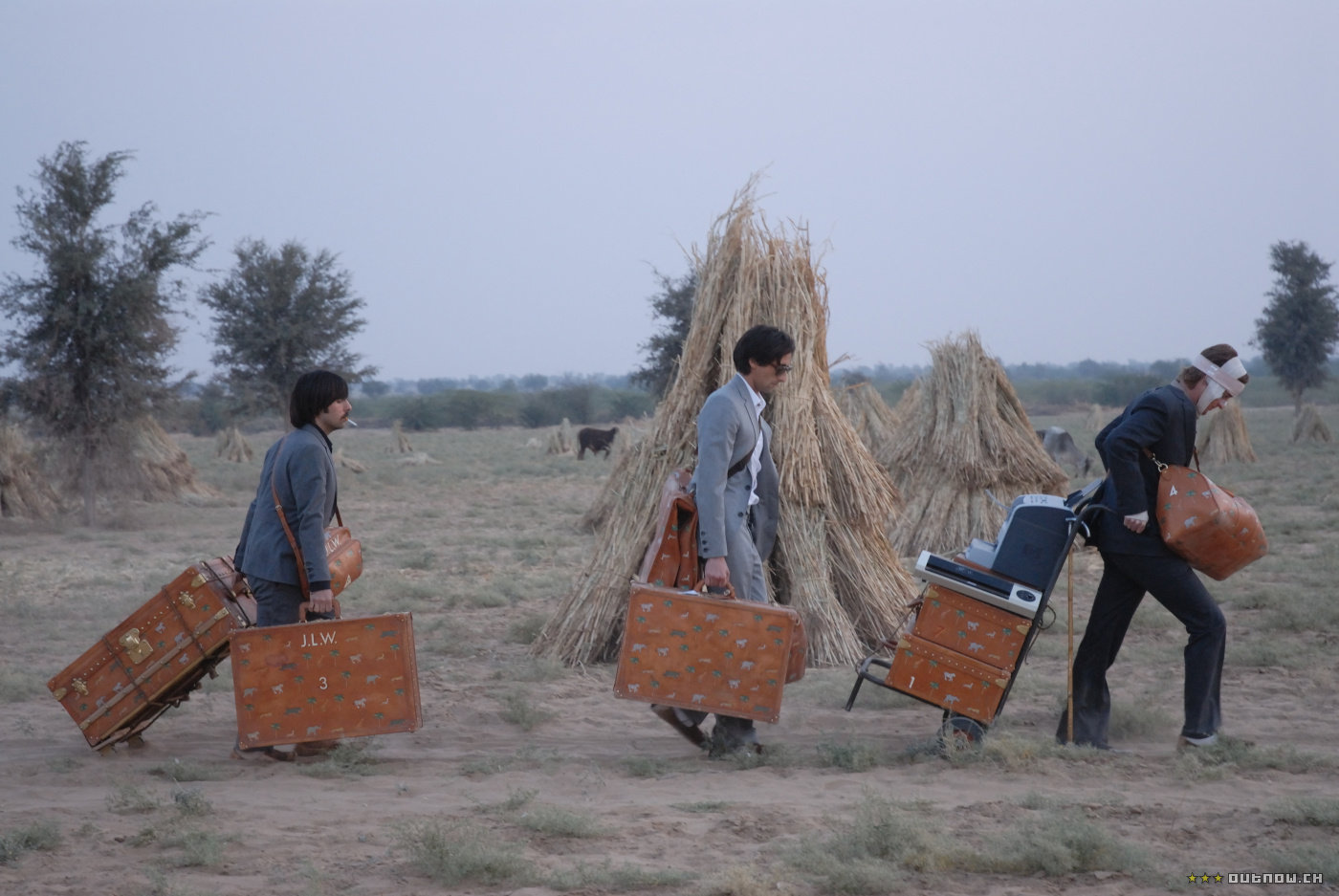 The Darjeeling Limited film review