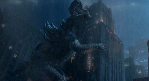 Godzilla film review