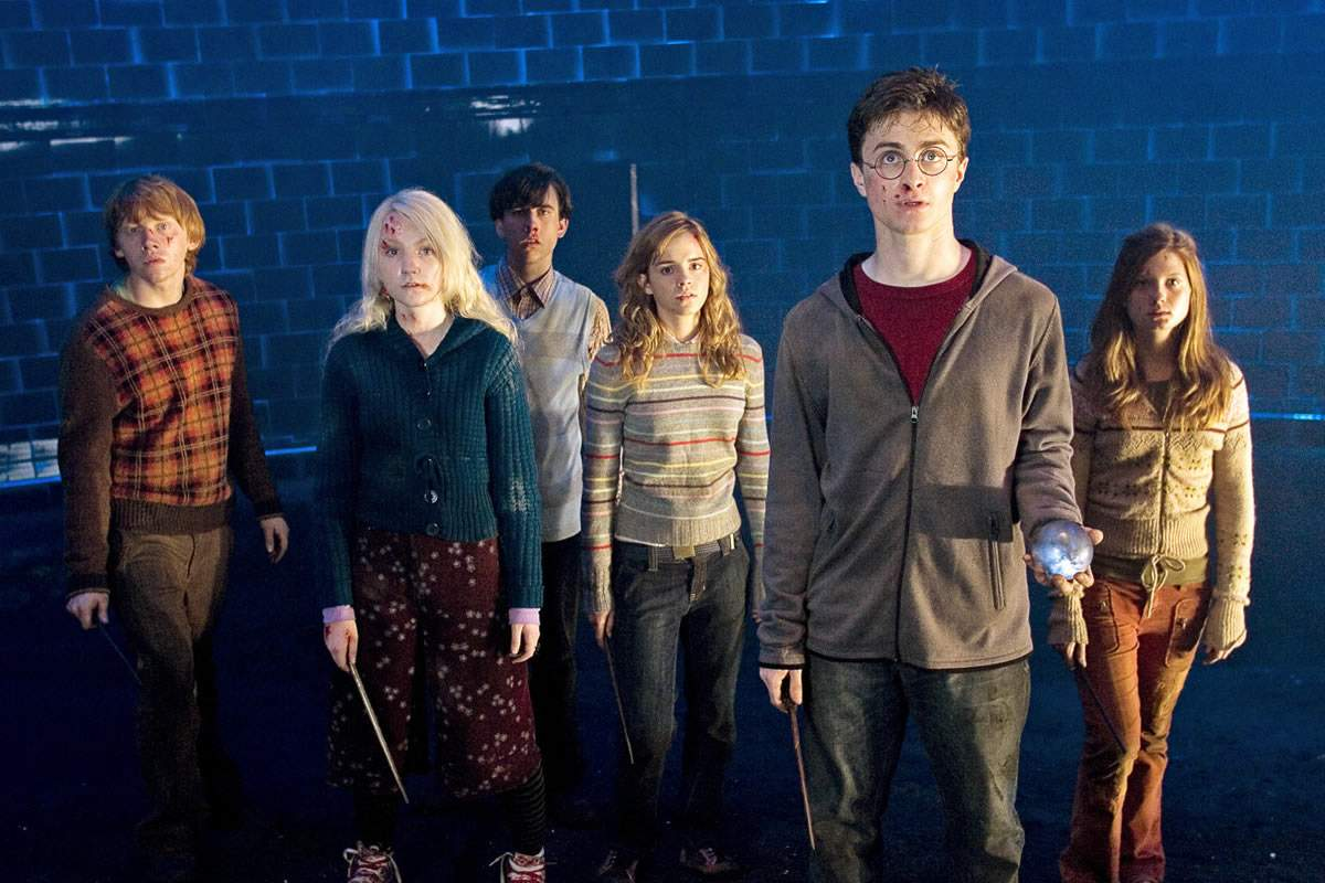 Harry Potter & the Order of the Phoenix film review