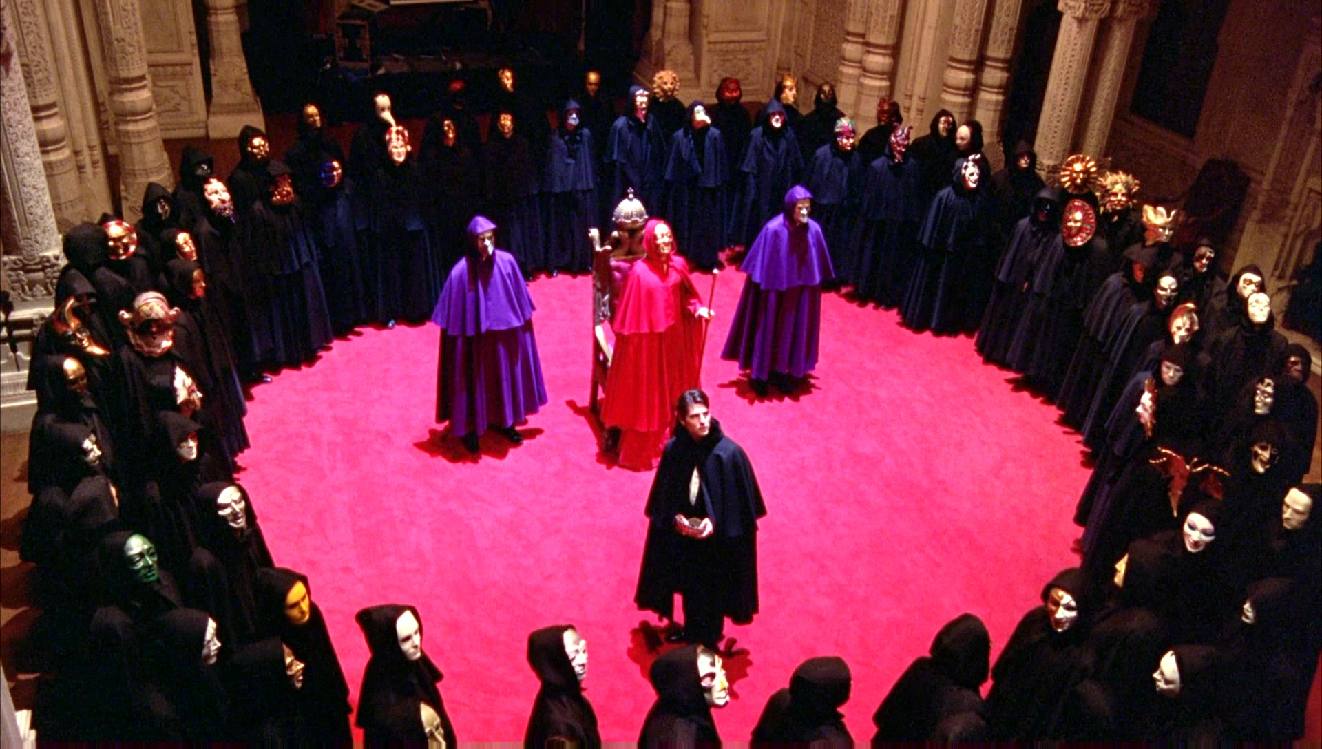Eyes Wide Shut film review