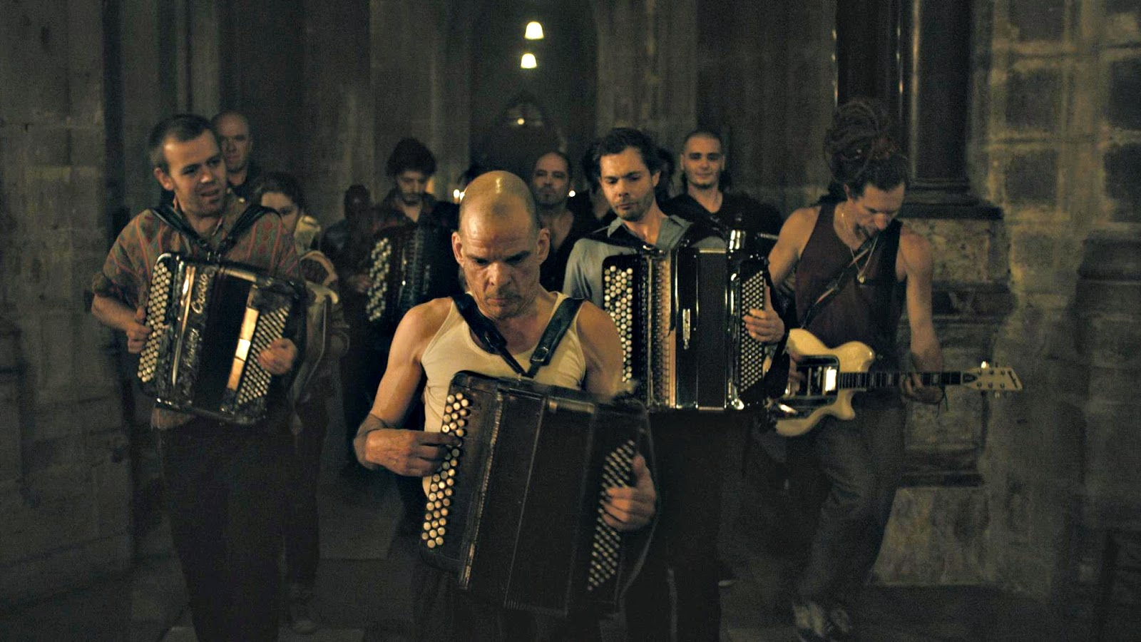Holy Motors film review