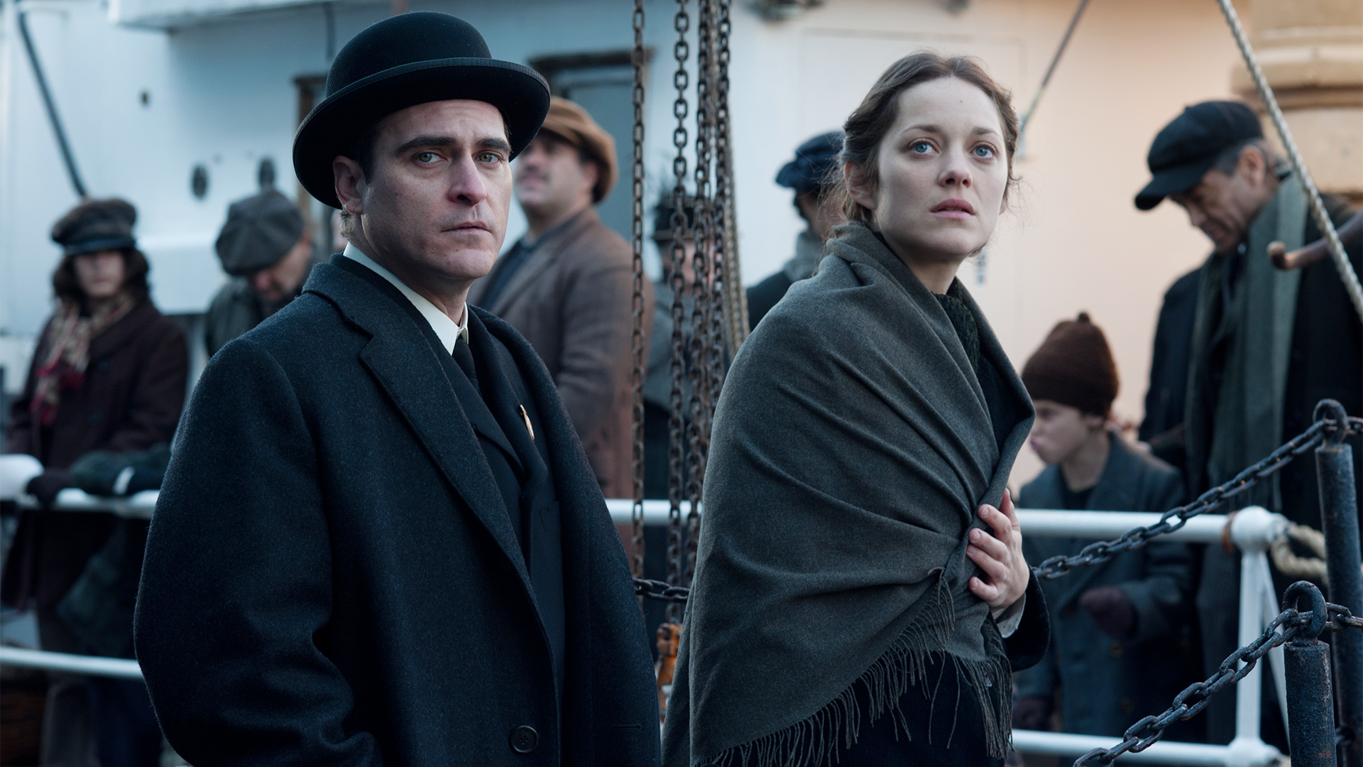 The Immigrant film review