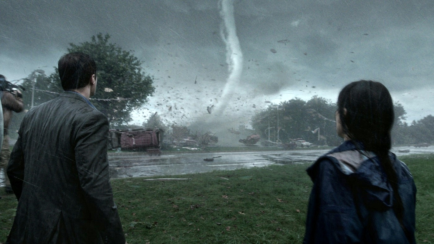 Into The Storm film review