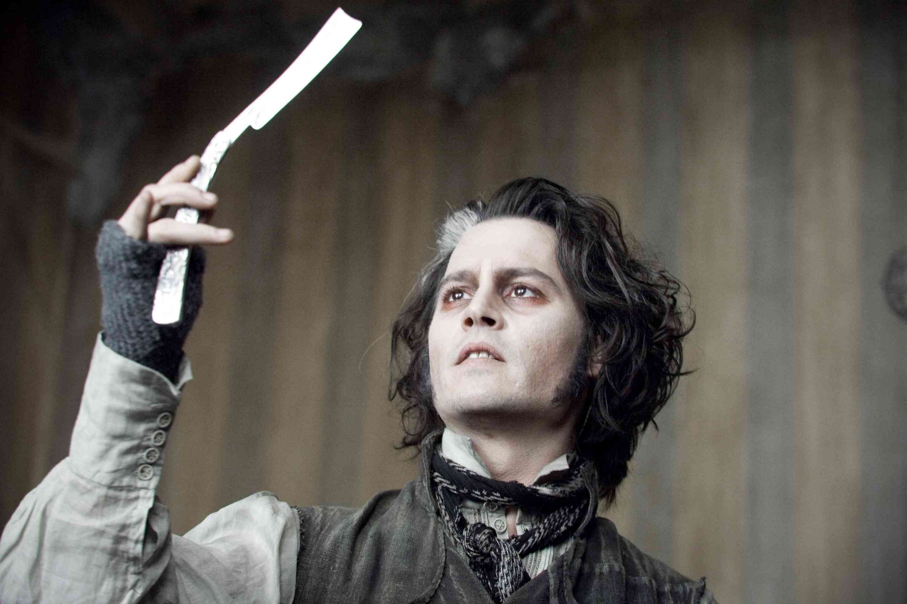 Sweeney Todd film review