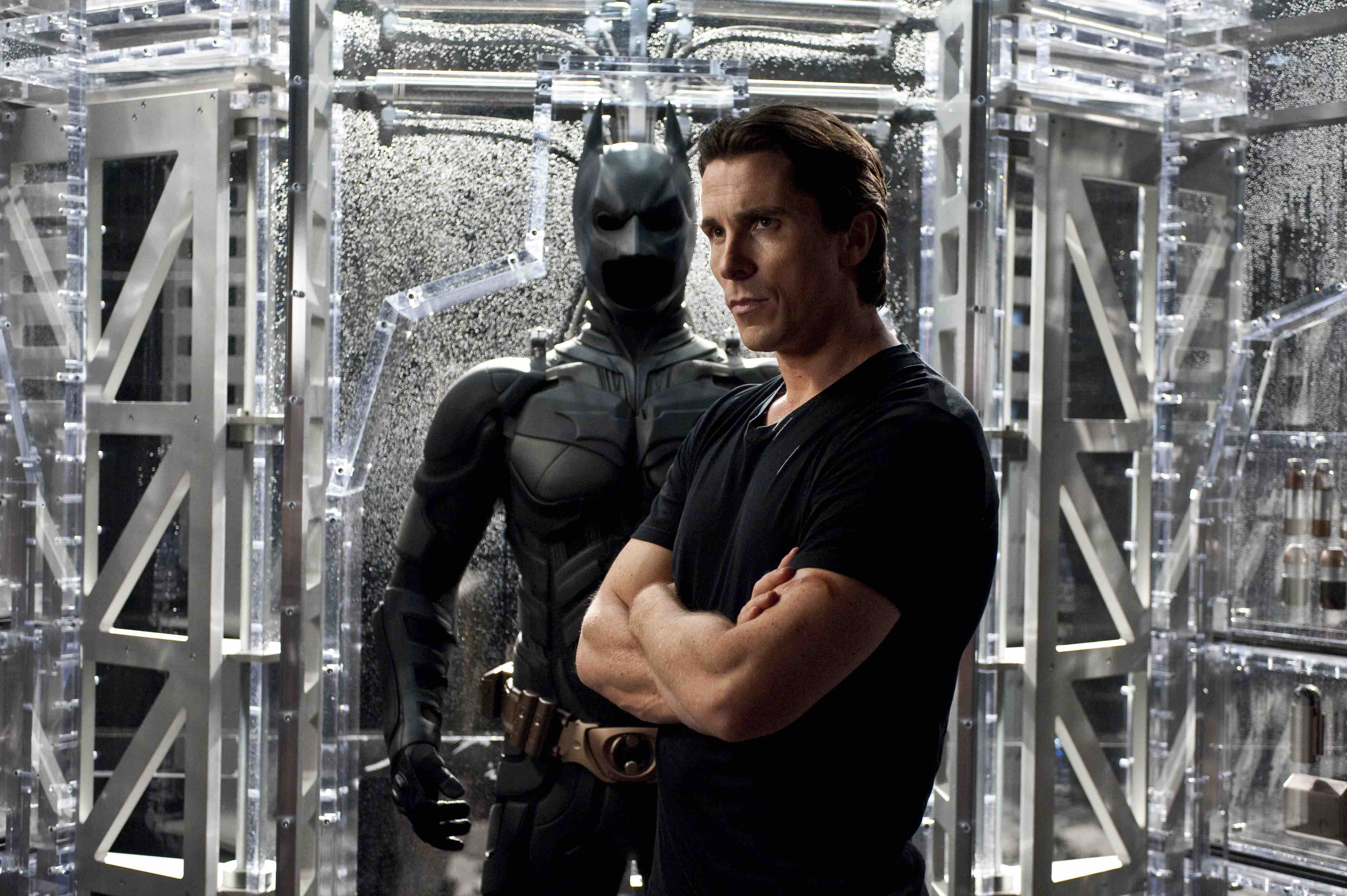 The Dark Knight Rises film review